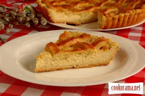 Pastera Napoletana (Neapolitanian Easter cake)