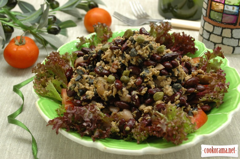 «Мальтийский» салат