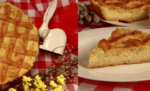 Пастьера наполетана (неаполітанський пасхальний пиріг)