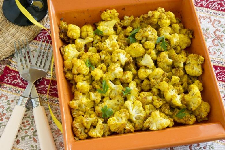Цветная капуста в пошаговый рецепт с фото
