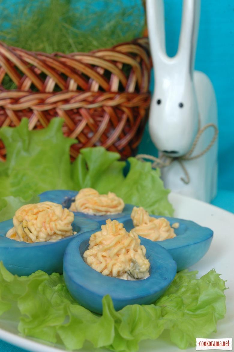 Великодні яйця (закусочні)