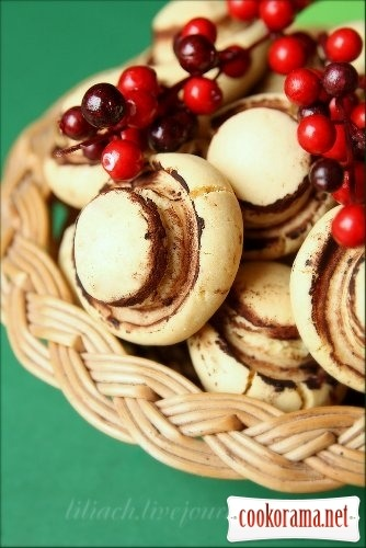 Cookies «Mushrooms»