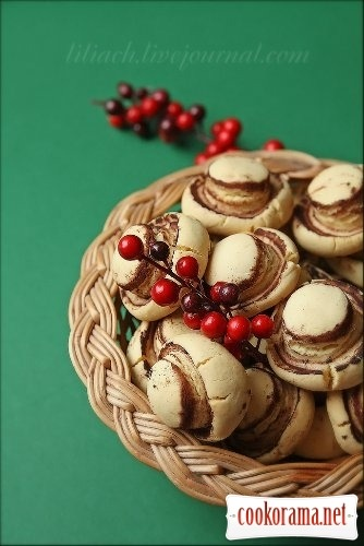 Cookies «Mushrooms»