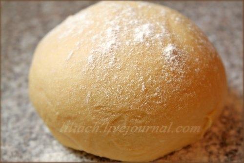Заварне тісто для чебуреків, вареників, пельменів