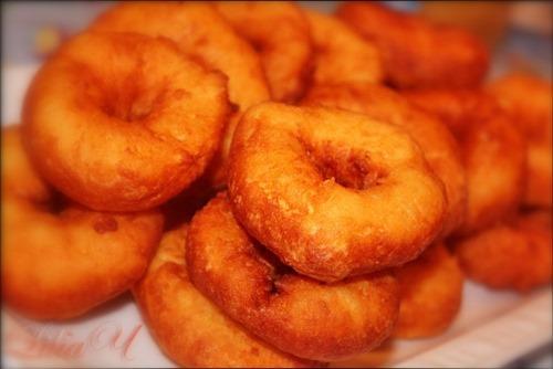 Curd bagels