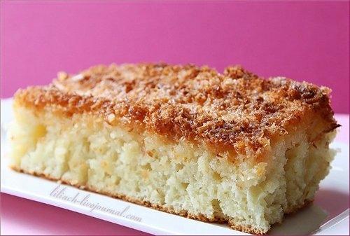 Coconut pie / Buttermilchschnitten