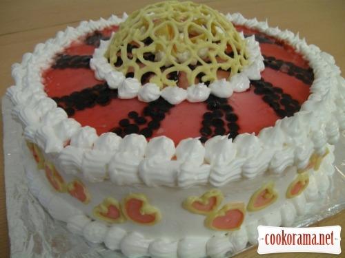 Тортик для влюбленных