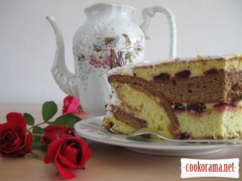 Торт «Фея»
