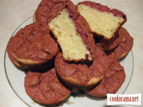 Міні сирники «Червона шапочка» (без борошна)