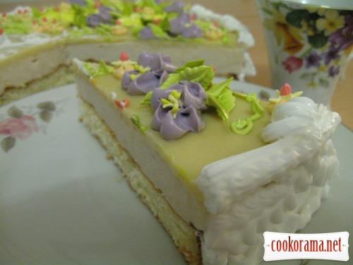 Торт «Весна»