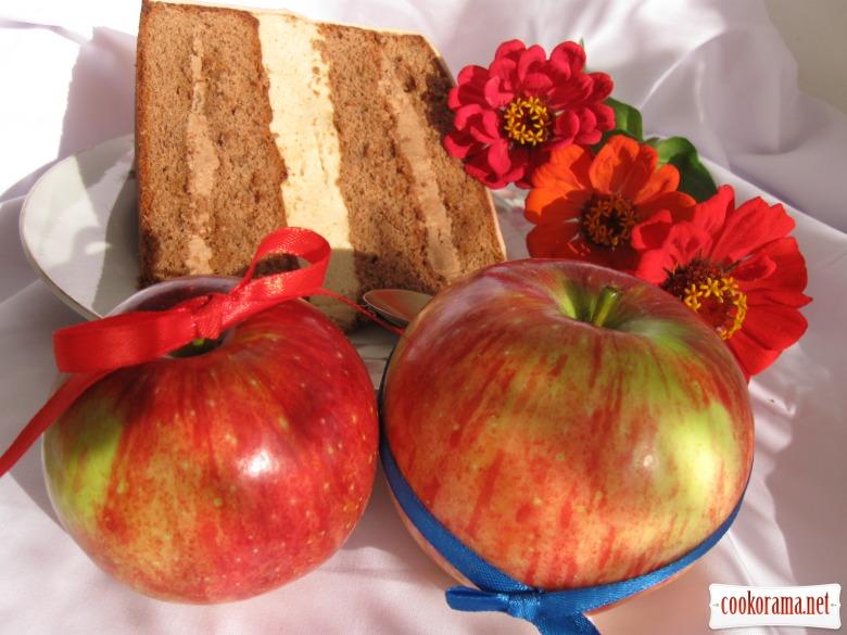 торт «Пристрасть»