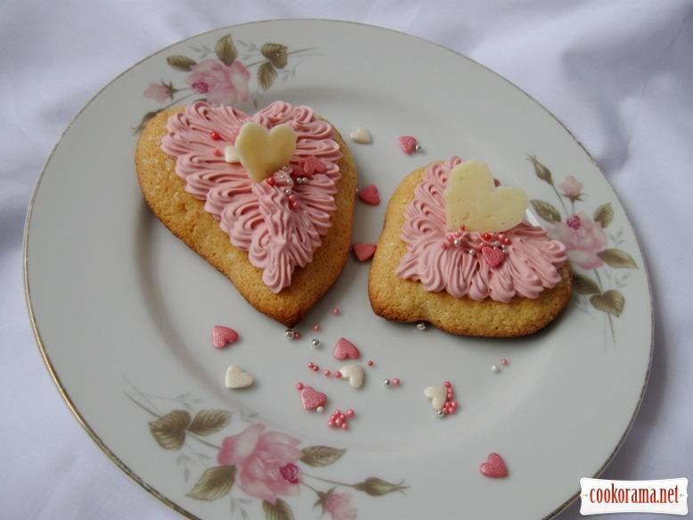 Малинові валентинки
