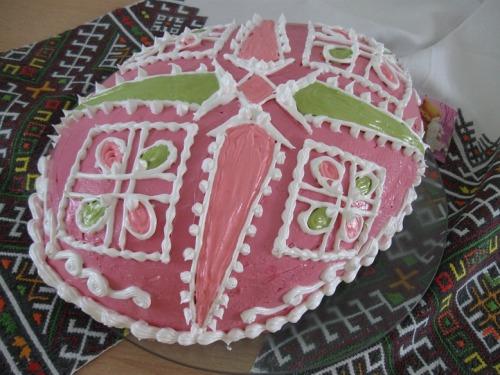 "Торт ""Писанка"""