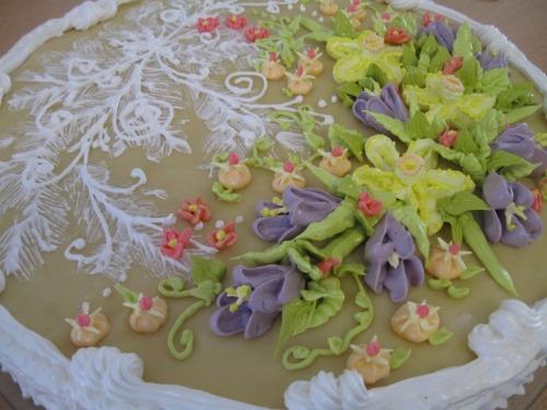 """Торт """"Весна"""""""