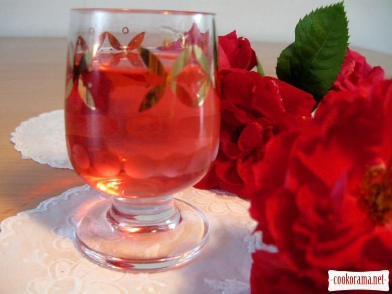 Лікер з ружі