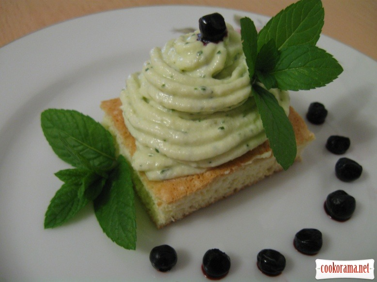Mint cakes