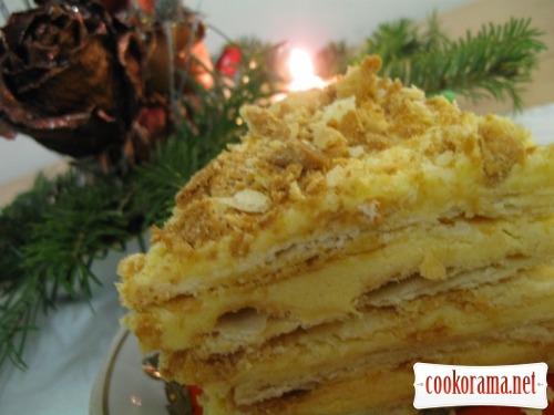 "Cake ""Napoleon"""