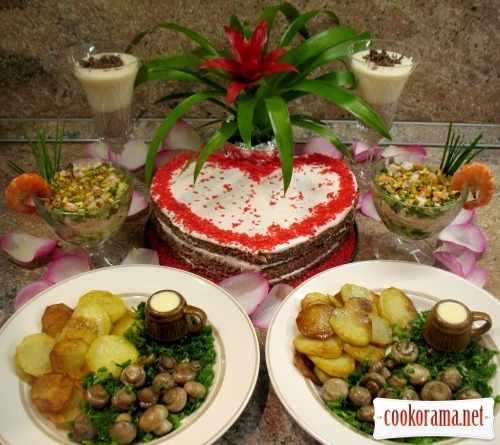Романтический ужин «СВИДАНИЕ ♥2»