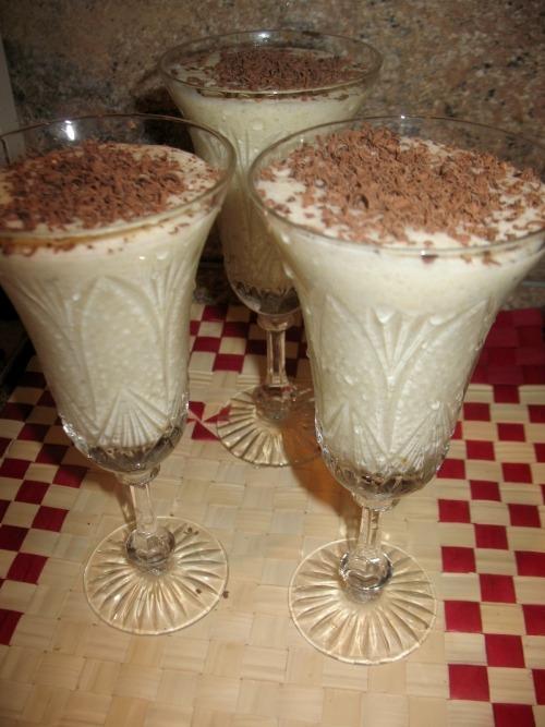 Молочный коктейль