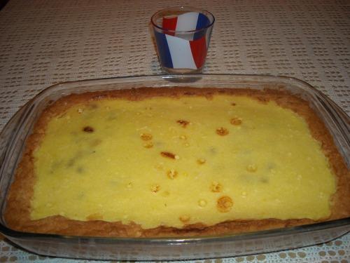 Пиріг з сиру