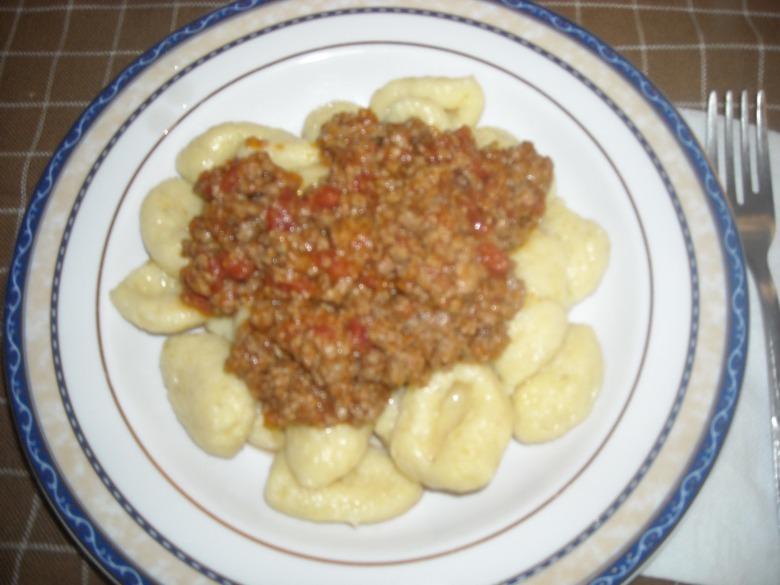 Палюшки картофельные