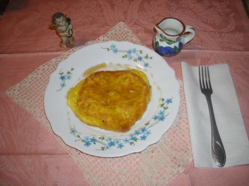 Сырники с медом