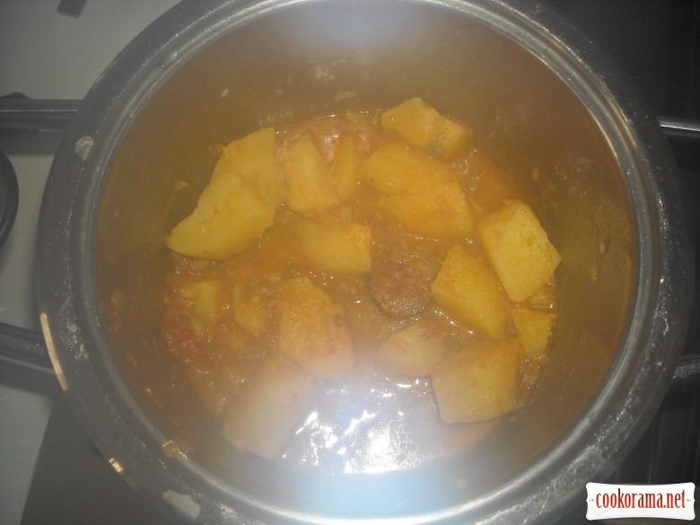 Картопля для бідних