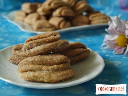Curd cookies