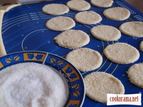 Творожные уголки печенье рецепт с фото