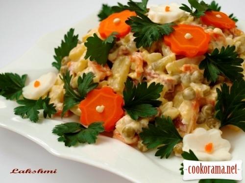 Salad «My paradise»