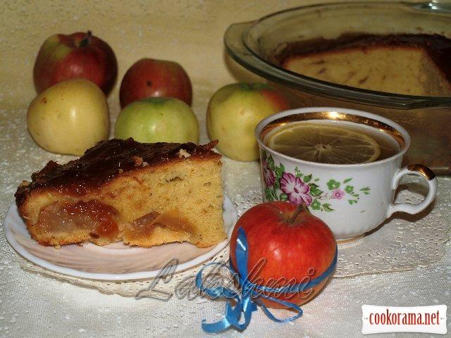 Швабский яблочный пирог