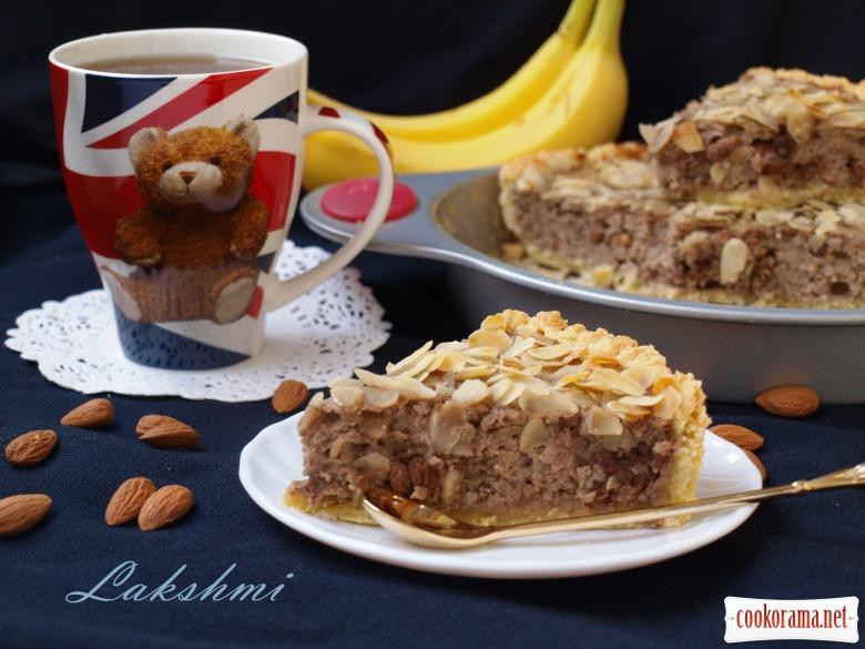 Венесуельський банановий пиріг