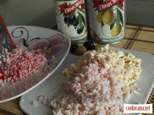 Закуска «Рафаэлло»