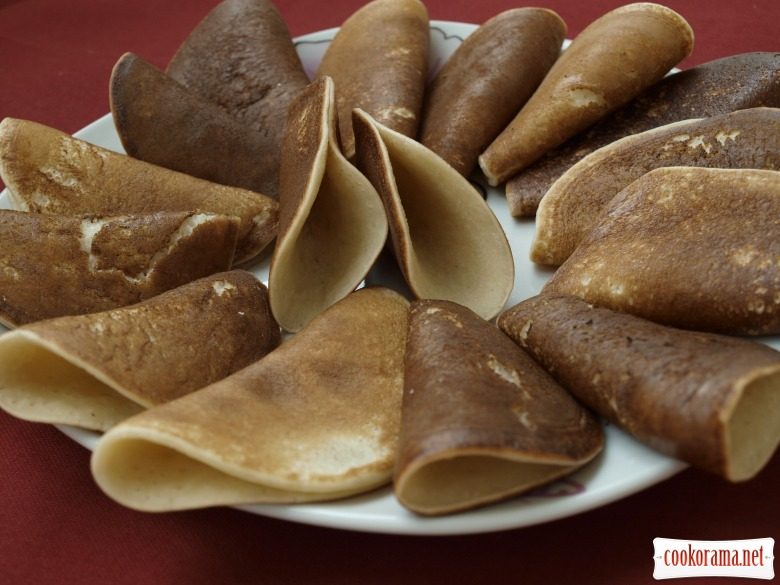 Катаеф - арабские блинчики