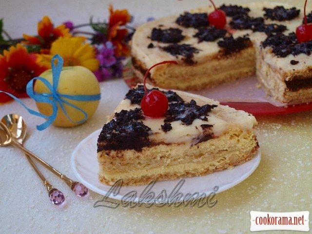 Hungarian cheesecake