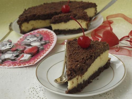 Toorbakook - творожный «торфяной» пирог