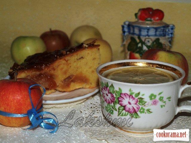 Швабський яблучний пиріг