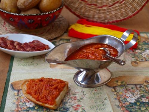 Canarian hot sauce - mojo picon