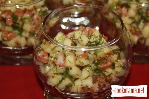 Norwegian salad