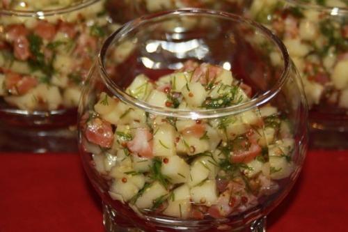 Норвезький салат