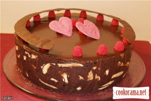 Торт «Рив Гош»(«Rive Gauche»)