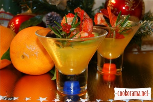 Новорічний коктейль