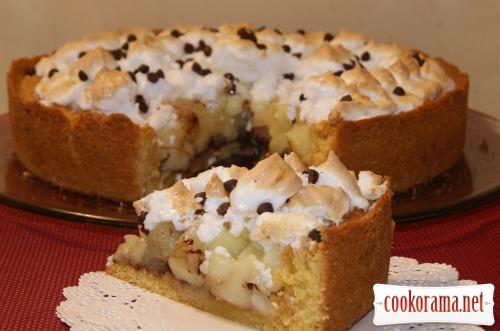 Яблочный пирог от Шулы Модан