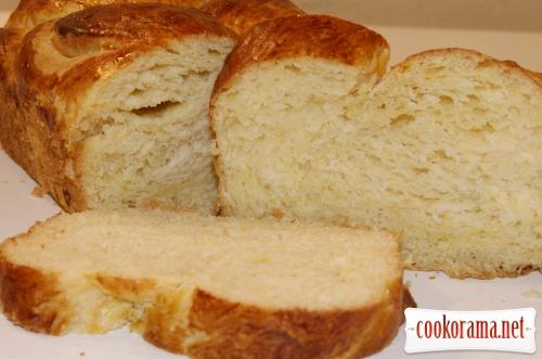 Датский сдобный хлеб.