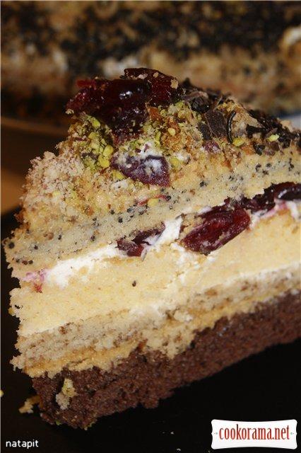 Торт «Сметанник для Анны»