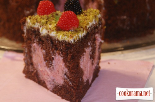 Торт «Это любовь!»