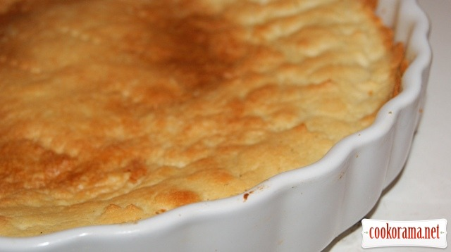 Тарт « Bourdaloue»