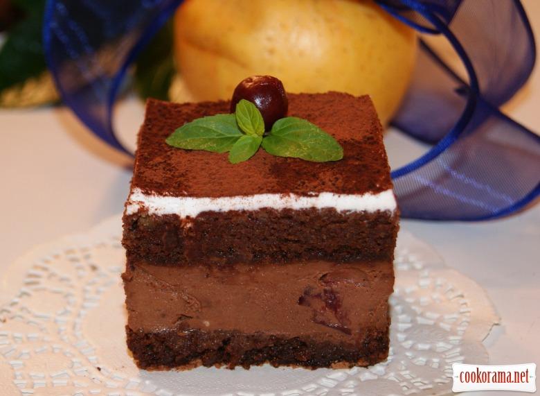 Cake «Black Forest»