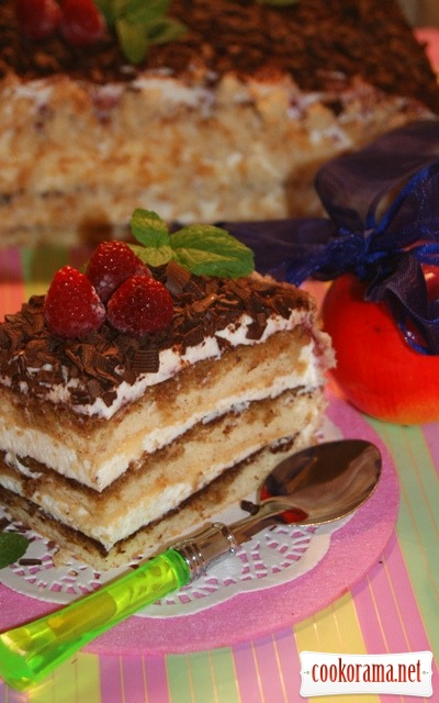 «Швейцарский торт»