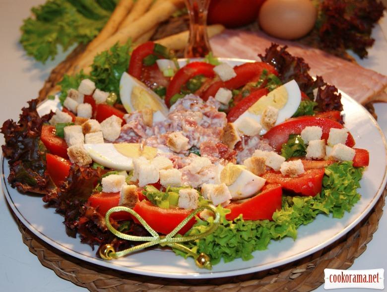 Вогезский салат.
